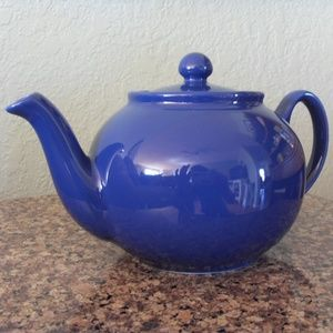 Other - English Blue Teapot